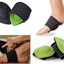 STRUTZ CUSHIONED Foot Arch Support Helps Decrease Plantar Fasciitis Pain Feet Care