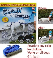 Dog Leash Trains Dogs Stop Pulling As Seen on Tv Dogwalk Best Selling Leash Online Will Stop