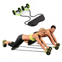 Multi - Function RallyCrane Fitness Revoflex Xtreme Powful Abdominal Trainer ABS Workout