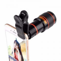 Zoom Telescope Lens Mobile Phone Optical Telephoto Lens With Clip for iPhone Sumsung Xiaomi Huawei