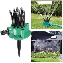 Garden Sprinkler Noodle Head 360 Degree Water Sprinkler Spray Nozzle Lawn Garden Tools