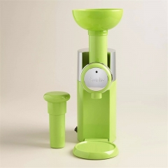 Machine Icecream Home full Automatic Mini Alush Machine Household ice Cream Maker green one size