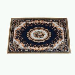 Coral fleece Flannel 3D printing Carpet Door mat Bathroom mat 1 one size