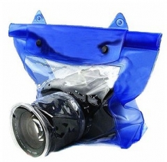 Waterproof DSLR SLR Camera Underwater Housing Case Pouch Dry Bag For Camera