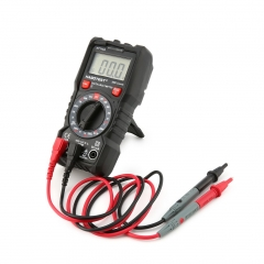 Auto Range Digital Multimeter DC/AC Voltage Current Meter Handheld Ammeter Diode NCV Ohm Tester