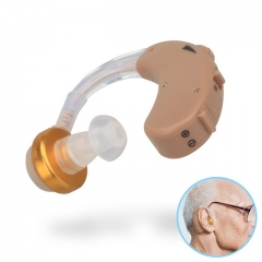 ear Hearing Aid Sound Amplifier Audiphone Kit Listening Assistance Hearing Aid Ear Care Tool