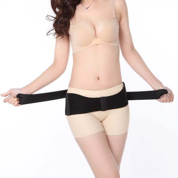 Pregnant woman Bones Correction zone Bones postnatal Receiving Tighten Binding band black one size