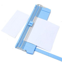 Precision Paper Photo Cutter Cutting Mat Machine Office paper trimmer random color one size