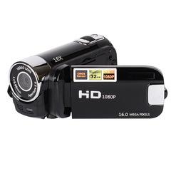 Fashion 2.7 inch TFT LCD HD 1080P 16MP 16X Digital Zoom Camcorder Video DV Camera black one size