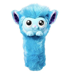 Pets Plush Monkey Wrapples Animal Interactive Stuffed Plush Toys Cartoon Party Dolls  Kids  Gifts blue one size