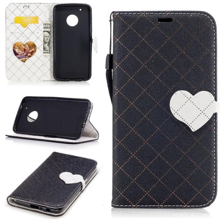 0b40b462e44 Motorola Moto G5 Plus CasePU Leather Wallet Flip Phone Case Cover ...