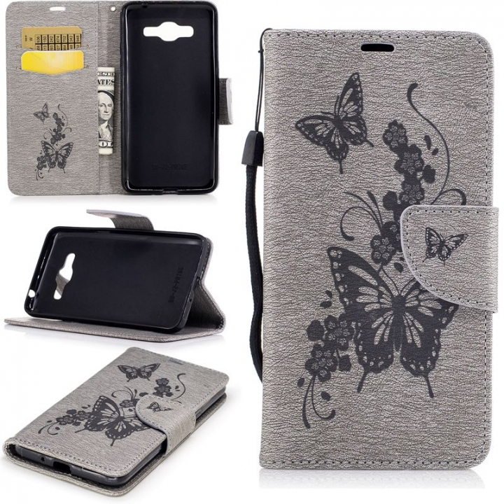 Samsung Galaxy Case,Premium PU Leather Wallet Flip Phone Case Cover with Stand Card Holder