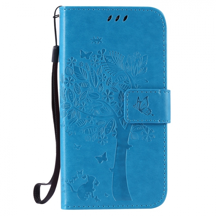 finest selection 977ef ceb74 Samsung Galaxy J5 2015 Case,Premium PU Leather Flip Wallet Case Cover  (blue) For Samsung Galaxy J5 2015