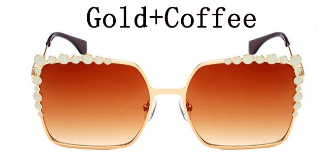 1af03527216 adies Sunglasses Women Square Oversize Rose Gold Brand Design Vintage Metal  Mirror Woman UV400 c4 sunglasses