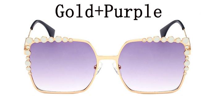 393c15641ad adies Sunglasses Women Square Oversize Rose Gold Brand Design Vintage Metal  Mirror Woman UV400 c2 sunglasses