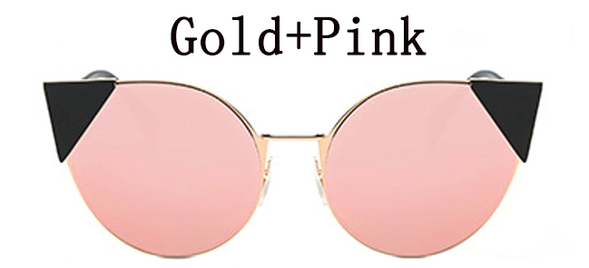 1ea1df6c813a Oversized Stylish Cat Eye Sunglasses Brand Designer Women Or Men Metal  Mirror Lady Cateye c5 sunglasses  Product No  166290. Item specifics  Brand