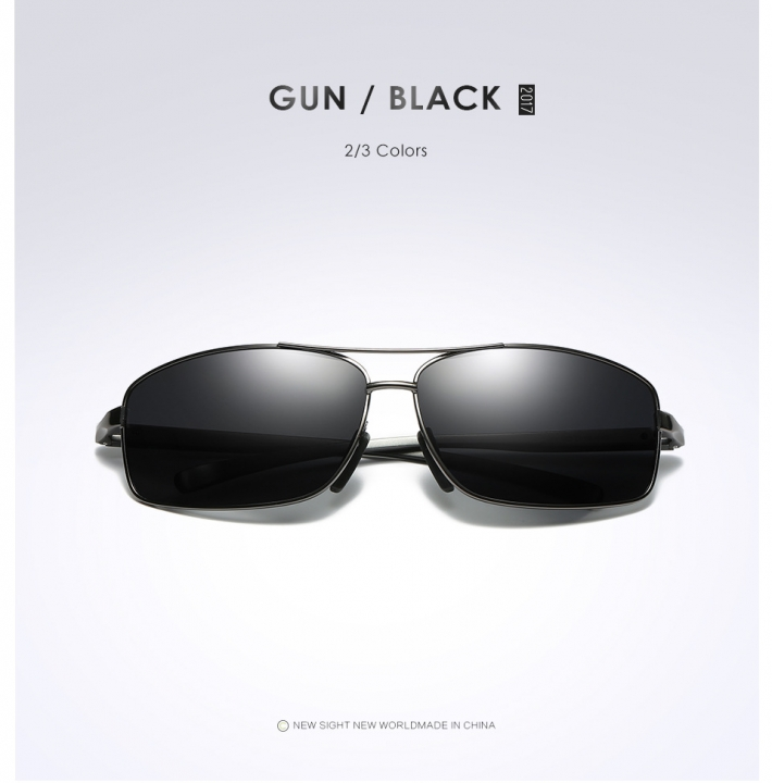 c0785f8de310 Polarized Men's Sunglasses Aluminum Sun Glasses Eyewear c2 polarizer ...
