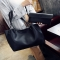 Two in one Casual Fashion Shoulder Bag Simple Multi-purpose Backpack Women bags black onesize