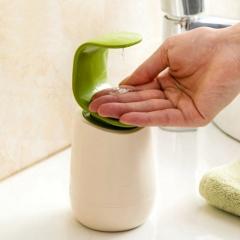 Bathroom Soap Dispenser Pump Hand Back Pressure Liquid Dispenser Hand Washing Liquid Bottle multi-colored one-size