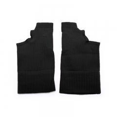 Fitness Wristband Gel Silicon Support Glove Protective Alleviate Wrist Finger Spraine Gym Glove