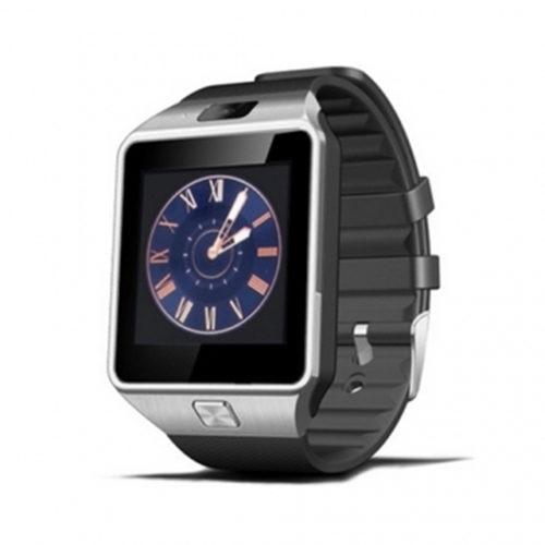 Smart Watches 2016 DZ09 SIM/TF bluetooth smart watch Sport Pedometer WristWatch silver
