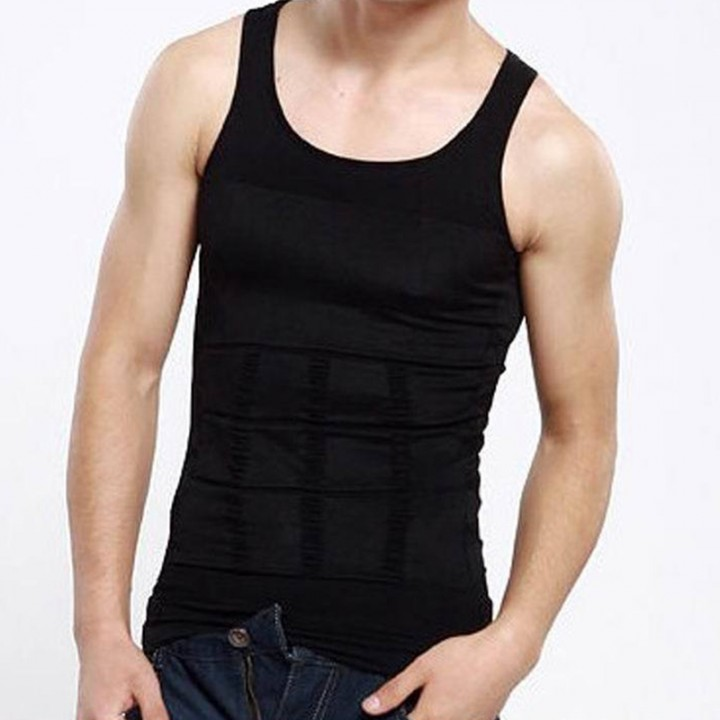 508ebbecdb Slimming Underwear Body Shaper Waist Cincher Corset Men Shaper Vest Body  Slimming Tummy Belly Wai
