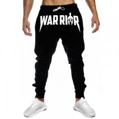 2018 Autumn Winter new Mens cotton Sweatpants Fitness trousers male solid Sportswear Casual fashi