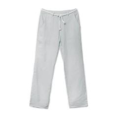 Fashion Comfort Mens Linen Pants Trousers Loose Summer Casual Drawstring Slacks Pants Plus Size 3