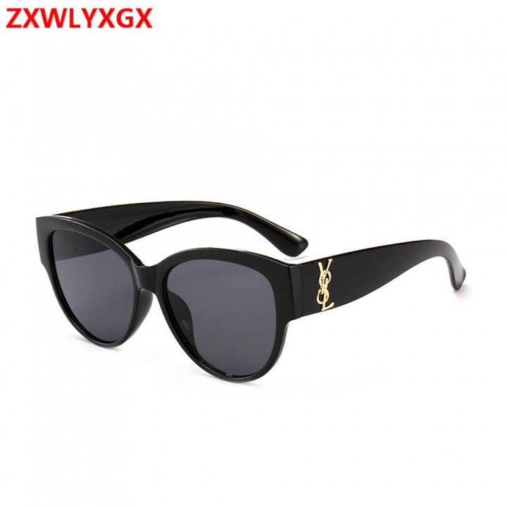 90b3a98b9eb Fashion High Quality Square Sunglasses Women Brand Designer Vintage Aviator  Female Ladies Sun Gl