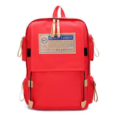 ffc78afaa064 Schoolbag Backpacks Woman 2018 Minecraft Oxford Travel Bag Red Backpack  Female School Bags For T