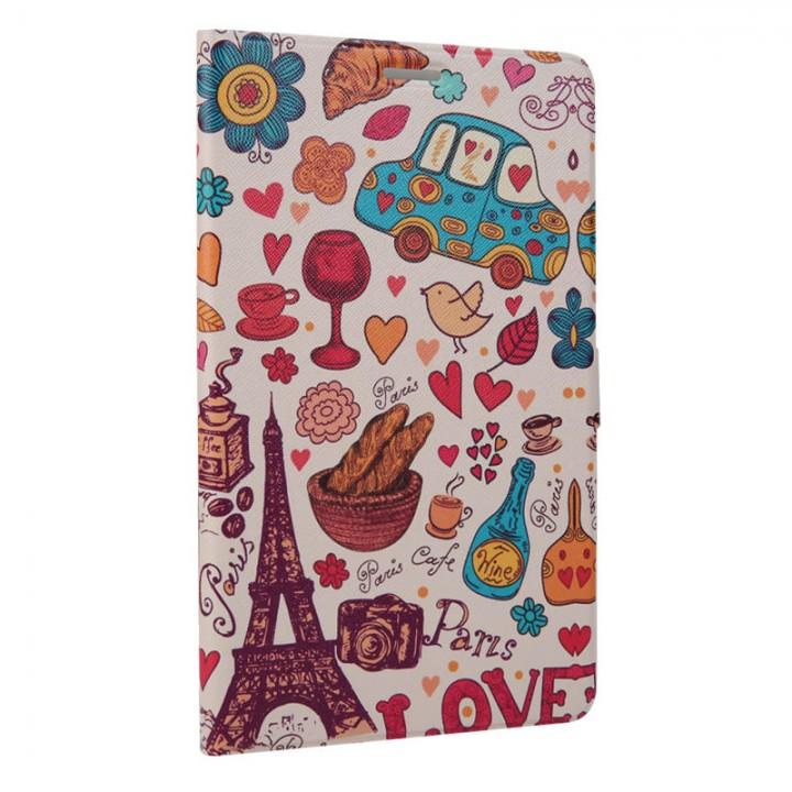 Fashion PU Case For Huawei MediaPad T3 8 0@ KOB-L09 KOB-W09 Smart Cover  Funda For Honor Play Pad