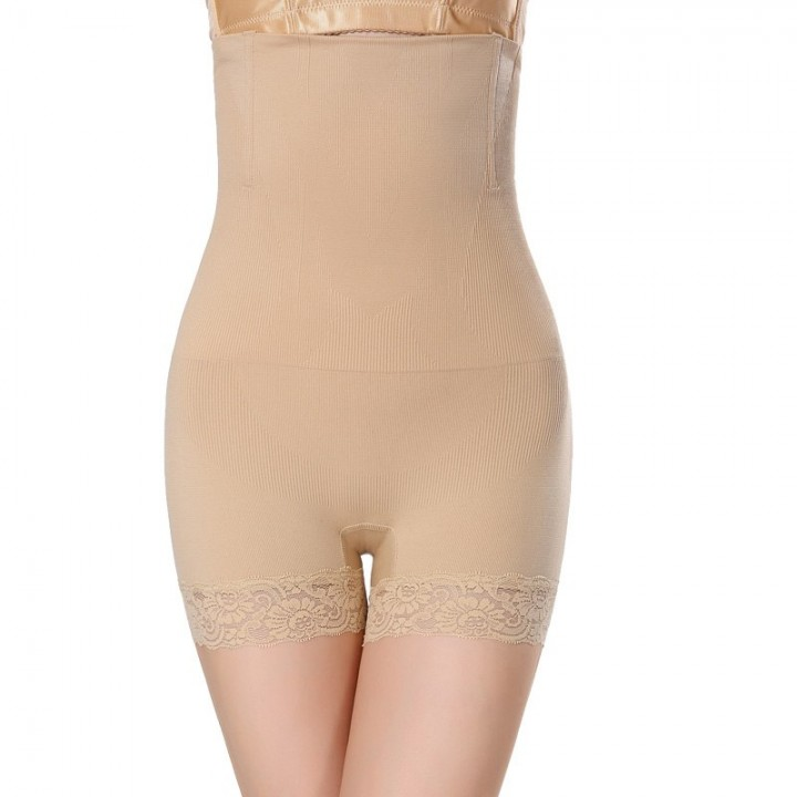 830dd8dbce Pants Women High Waist Body Shaper Panties seamless tummy Belly Waist  Slimming Shapewear Girdle