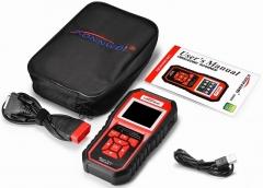 OBD 2 Automotive Scanner KW850 Multi-languages Full OBDII Function Auto Diagnostic Tool