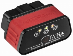ML327 OBD2 Auto Diagnostic Scanner ODB 2 Auto scanner Konnwei ELM 327 Adapter For wifi signal