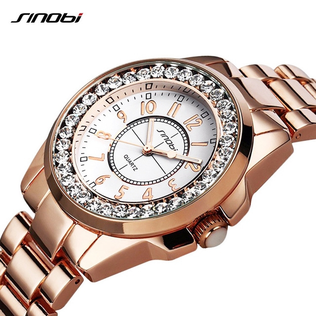 d4b92dc581c2 ... Wrist Watches Imitation Ceramics Watchband Dress Ladies Geneva Quartz  Clock gold: Product No: 277815. Item specifics: Seller SKU:h256: Brand: