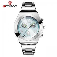 watch women clock wristwatches ladies fashion quartz watches relogio feminino reloj mujer sky blue