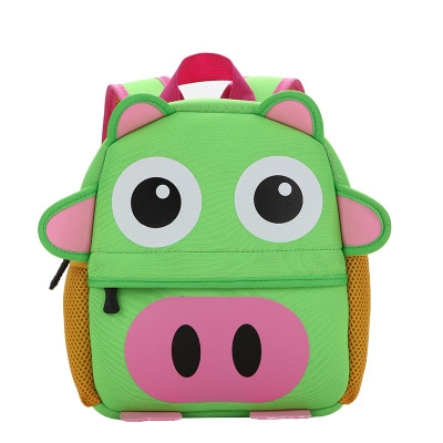 7852384ab7f3 ... Animal Design Backpack Toddler Kid cute zoo School Bags Kindergarten  Cartoon Comfortable Bag  03 one size  Product No  282201. Item specifics   Brand