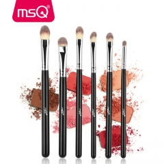6pcs Eyeshadow Makeup Brushes Set Professional Eye Brush Eye Shadow Blending Make Up Brush Soft as picture