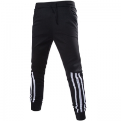 New Fashion clothing Mens Pants Comfortable Sweatpants Pants Men Sportsman Wear Trousers black xl