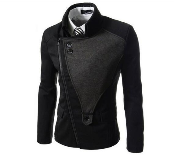 0162635ed06a Business mens blazer Casual Blazers Men Formal jacket Popular Design ...