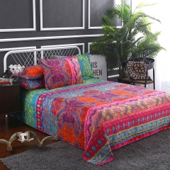 High Grade China Style Bedding Set Duvet Cover Pillow Case Bed Sheet Home Fashion China Style-1 twin