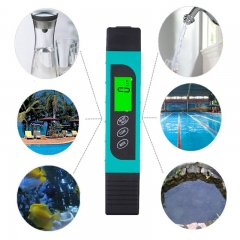 TDS EC Meter Temperature Tester pen 3 In1 Function Conductivity Water Quality Measurement Tool