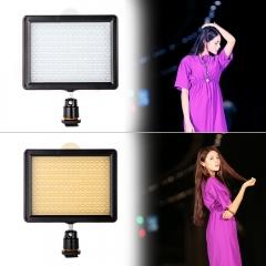 160 LED Studio Video Light Camera Lamp DV Camcorder Photography Studio Professional For DSLR Camera