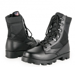New style fashion male men lace-up high-cut outdoor desert tactical combat military army boots shoes black euro 39